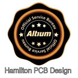 Services for Hamilton PCB Design Printed Circuit Board